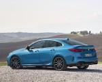 2020 BMW M235i Gran Coupe xDrive (Color: Snapper Rocks Blue Metallic) Rear Three-Quarter Wallpapers 150x120 (26)