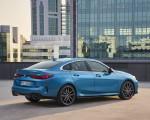 2020 BMW M235i Gran Coupe xDrive (Color: Snapper Rocks Blue Metallic) Rear Three-Quarter Wallpapers 150x120 (20)