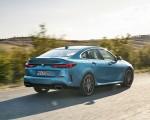 2020 BMW M235i Gran Coupe xDrive (Color: Snapper Rocks Blue Metallic) Rear Three-Quarter Wallpapers 150x120 (15)