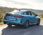 2020 BMW M235i Gran Coupe xDrive (Color: Snapper Rocks Blue Metallic) Rear Three-Quarter Wallpapers 150x120 (5)