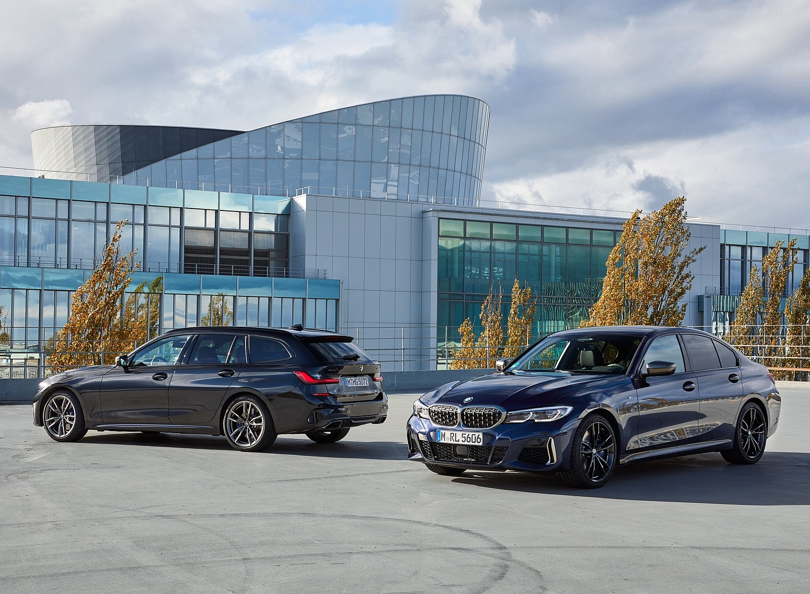 2020 BMW M340i Touring and Sedan Wallpapers (10)