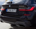 2020 BMW M340i xDrive Touring (Color: Black Sapphire Metallic) Detail Wallpapers 150x120 (43)