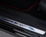 2020 BMW M340i xDrive Touring (Color: Black Sapphire Metallic) Door Sill Wallpapers 150x120 (46)