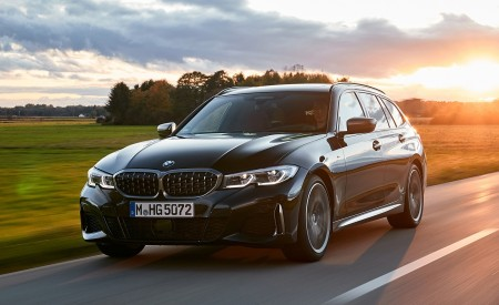 2020 BMW M340i Touring Wallpapers HD
