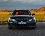2020 BMW M340i xDrive Touring (Color: Black Sapphire Metallic) Front Wallpapers 150x120 (35)