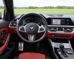 2020 BMW M340i xDrive Touring (Color: Black Sapphire Metallic) Interior Wallpapers 150x120 (48)