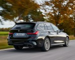 2020 BMW M340i xDrive Touring (Color: Black Sapphire Metallic) Rear Three-Quarter Wallpapers 150x120 (7)