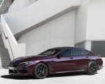2020 BMW M8 Gran Coupe Competition Front Three-Quarter Wallpapers 150x120 (31)