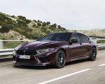 2020 BMW M8 Gran Coupe Competition Front Three-Quarter Wallpapers 150x120 (2)