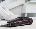 2020 BMW M8 Gran Coupe Competition Front Three-Quarter Wallpapers 150x120 (32)
