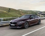 2020 BMW M8 Gran Coupe Competition Front Three-Quarter Wallpapers 150x120 (4)