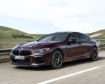 2020 BMW M8 Gran Coupe Competition Front Three-Quarter Wallpapers 150x120 (5)