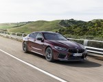 2020 BMW M8 Gran Coupe Competition Front Three-Quarter Wallpapers 150x120 (6)