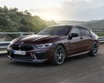 2020 BMW M8 Gran Coupe Competition Front Three-Quarter Wallpapers 150x120 (8)