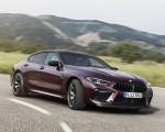 2020 BMW M8 Gran Coupe Competition Front Three-Quarter Wallpapers 150x120 (1)
