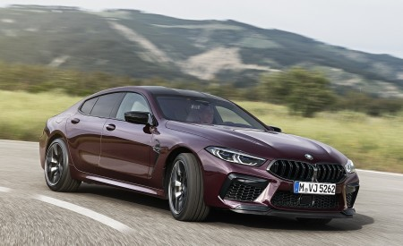 2020 BMW M8 Gran Coupe Wallpapers HD