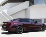 2020 BMW M8 Gran Coupe Competition Rear Three-Quarter Wallpapers 150x120 (39)