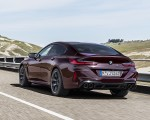 2020 BMW M8 Gran Coupe Competition Rear Three-Quarter Wallpapers 150x120 (10)