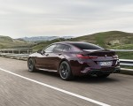 2020 BMW M8 Gran Coupe Competition Rear Three-Quarter Wallpapers 150x120 (15)