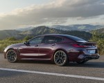 2020 BMW M8 Gran Coupe Competition Rear Three-Quarter Wallpapers 150x120 (17)