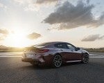 2020 BMW M8 Gran Coupe Competition Rear Three-Quarter Wallpapers 150x120 (27)