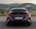 2020 BMW M8 Gran Coupe Competition Rear Wallpapers 150x120 (28)