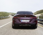 2020 BMW M8 Gran Coupe Competition Rear Wallpapers 150x120 (19)