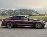 2020 BMW M8 Gran Coupe Competition Side Wallpapers 150x120 (22)
