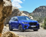 2020 BMW X5 M Competition Front Three-Quarter Wallpapers 150x120 (35)