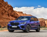 2020 BMW X5 M Competition Front Three-Quarter Wallpapers 150x120 (31)