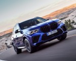 2020 BMW X5 M Competition Front Three-Quarter Wallpapers 150x120 (12)