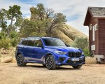 2020 BMW X5 M Competition Front Three-Quarter Wallpapers 150x120 (32)