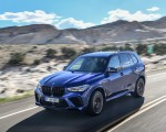 2020 BMW X5 M Competition Front Three-Quarter Wallpapers 150x120 (13)