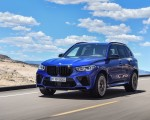 2020 BMW X5 M Competition Front Three-Quarter Wallpapers 150x120 (14)