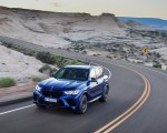 2020 BMW X5 M Competition Front Three-Quarter Wallpapers 150x120 (3)
