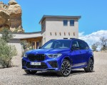 2020 BMW X5 M Competition Front Three-Quarter Wallpapers 150x120 (34)