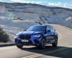 2020 BMW X5 M Competition Front Three-Quarter Wallpapers 150x120 (5)