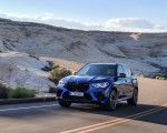 2020 BMW X5 M Competition Front Three-Quarter Wallpapers 150x120 (6)