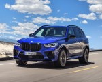 2020 BMW X5 M Competition Front Three-Quarter Wallpapers 150x120 (7)
