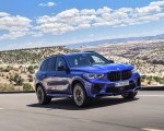 2020 BMW X5 M Competition Front Three-Quarter Wallpapers 150x120 (16)