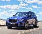 2020 BMW X5 M Competition Front Three-Quarter Wallpapers 150x120 (8)