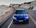 2020 BMW X5 M Competition Front Wallpapers 150x120 (9)