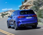 2020 BMW X5 M Competition Rear Three-Quarter Wallpapers 150x120 (10)