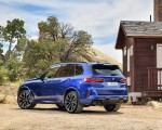 2020 BMW X5 M Competition Rear Three-Quarter Wallpapers 150x120 (37)
