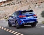 2020 BMW X5 M Competition Rear Three-Quarter Wallpapers 150x120 (18)