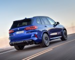 2020 BMW X5 M Competition Rear Three-Quarter Wallpapers 150x120 (11)