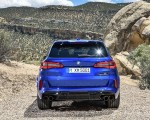 2020 BMW X5 M Competition Rear Wallpapers 150x120 (40)