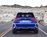 2020 BMW X5 M Competition Rear Wallpapers 150x120 (27)