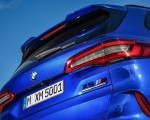 2020 BMW X5 M Competition Tail Light Wallpapers 150x120 (45)
