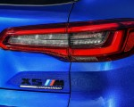 2020 BMW X5 M Competition Tail Light Wallpapers 150x120 (46)